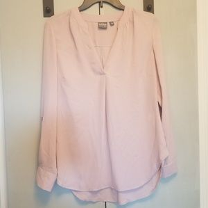 Soho Blush Blouse